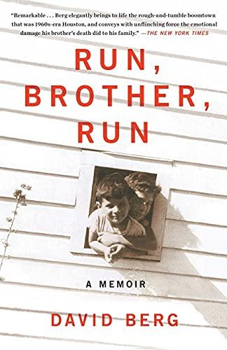 9781476717050: Run, Brother, Run: A Memoir