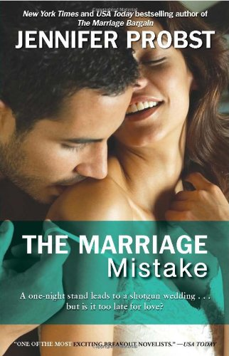 9781476717524: The Marriage Mistake (Marriage to a Billionaire)