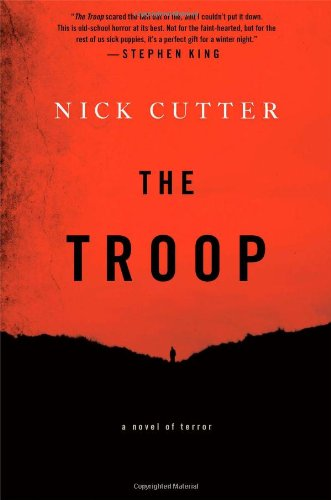 The Troop. { SIGNED & LINED & DATED in Year of Publication.}. { FIRST CANADIAN EDITION/ FIRST PRI...