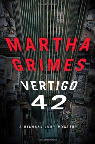 9781476724027: Vertigo 42 (Richard Jury Mysteries (Hardcover))