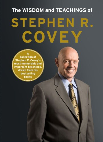 9781476725116: The Wisdom and Teachings of Stephen R. Covey