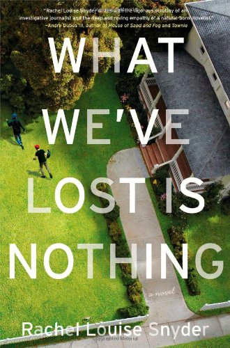 9781476725178: What We've Lost Is Nothing: A Novel