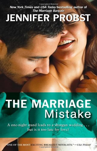 The Marriage Mistake (Marriage to a Billionaire): Probst, Jennifer