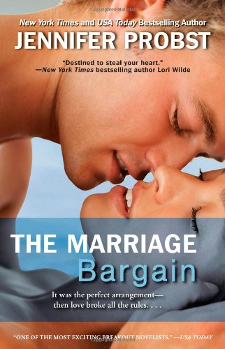 9781476725369: The Marriage Bargain (Marriage to a Billionaire)