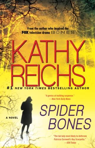 9781476726403: Spider Bones: A Novel (A Temperance Brennan Novel)