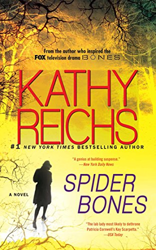 9781476726403: Spider Bones (Temperance Brennan Novel)