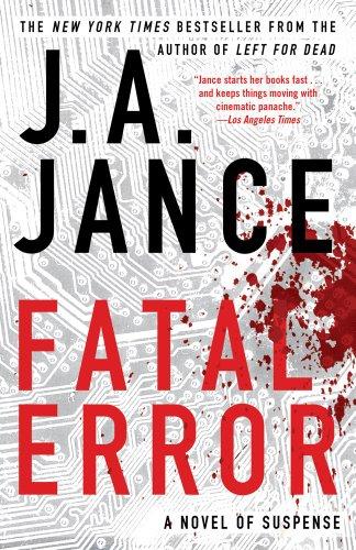 9781476726472: Fatal Error: A Novel (Ali Reynolds Series)