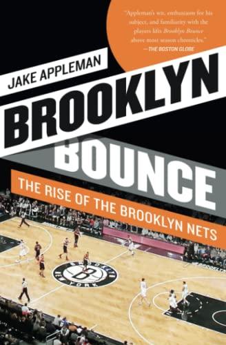 Brooklyn Bounce: The Rise of the Brooklyn Nets: Appleman, Jake