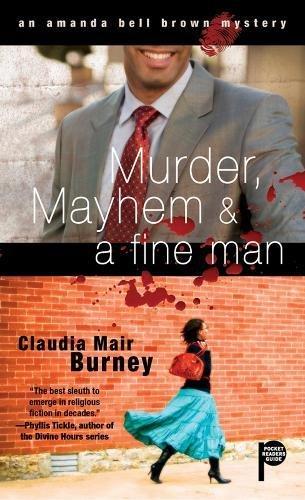 9781476727103: Murder, Mayhem & a Fine Man (An Amanda Bell Brown Mystery)