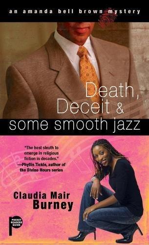 9781476727110: Death, Deceit & Some Smooth Jazz (An Amanda Bell Brown Mystery)