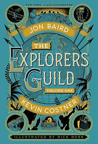The Explorers Guild: Volume One: A Passage to Shambhala: Costner, Kevin