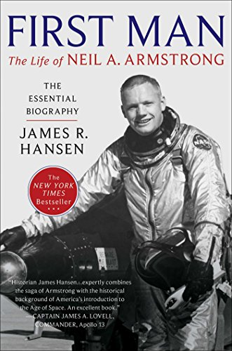 9781476727813: First Man: The Life of Neil A. Armstrong