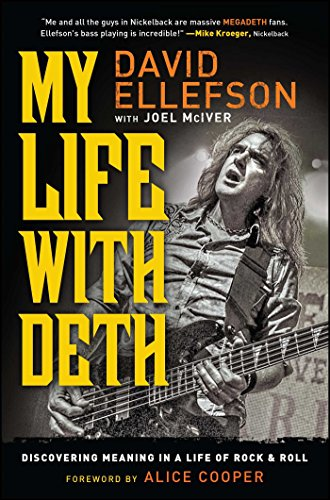 9781476728223: My Life with Deth: Discovering Meaning in a Life of Rock & Roll
