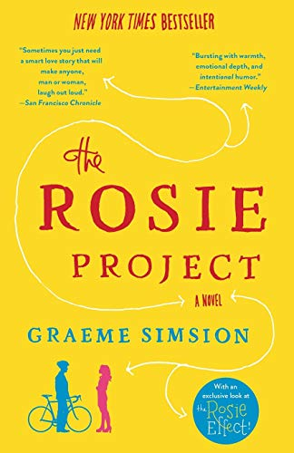 9781476729091: The Rosie Project