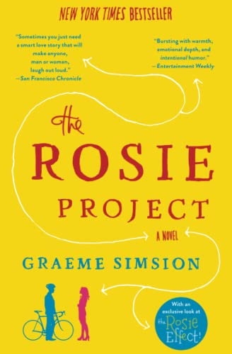 9781476729091: The Rosie Project: A Novel