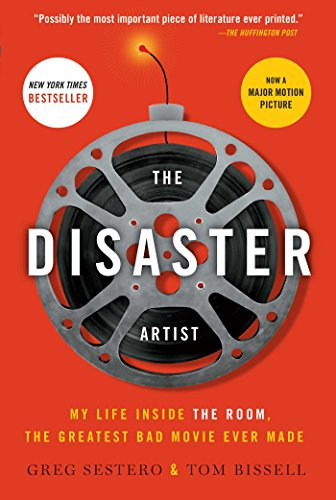 9781476730400: The Disaster Artist: My Life Inside the Room, the Greatest Bad Movie Ever Made