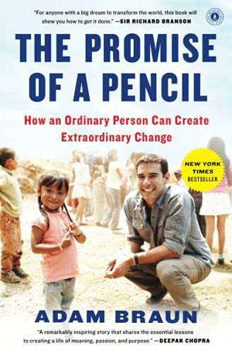 9781476730639: The Promise of a Pencil: How an Ordinary Person Can Create Extraordinary Change