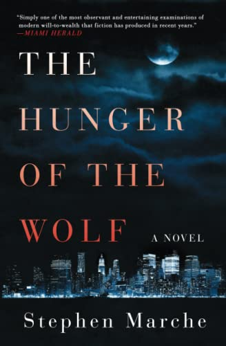9781476730820: The Hunger of the Wolf: A Novel