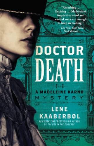 9781476731391: Doctor Death: A Madeleine Karno Mystery