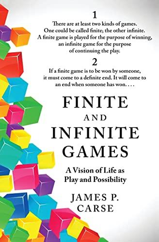 9781476731711: Finite and Infinite Games