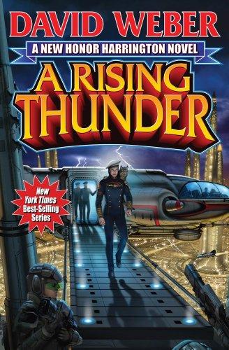 9781476736129: A Rising Thunder (Honor Harrington)