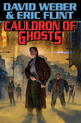 9781476736334: Cauldron of Ghosts (Crown of Slaves)