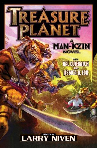 9781476736402: Treasure Planet (Man-Kzin Wars)