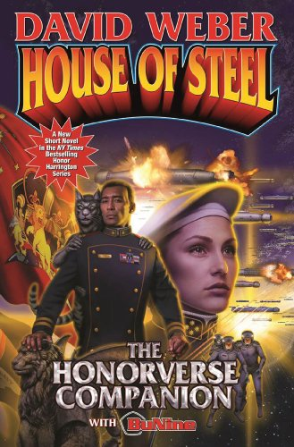 9781476736433: House of Steel (Honor Harrington)