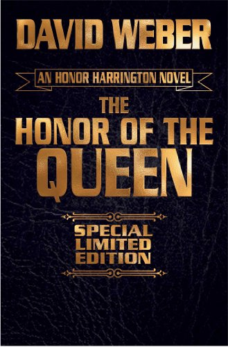 9781476736488: Honor of the Queen Signed Leatherbound Edition (Honor Harrington)