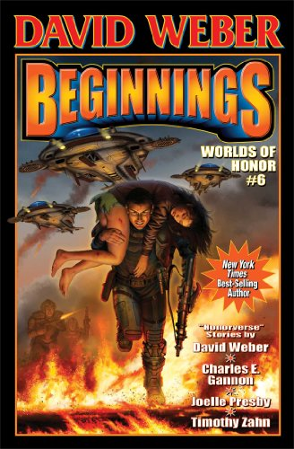 9781476736594: Beginnings: Worlds of Honor 6 (Worlds of Honor (Weber))