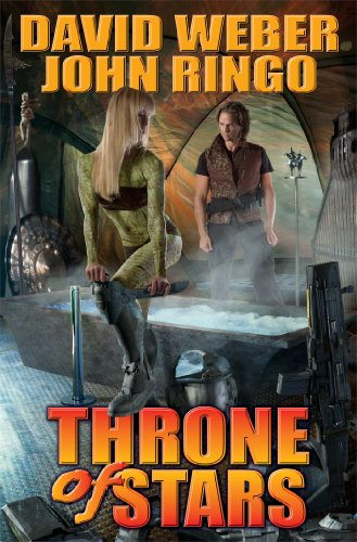 9781476736662: Throne of Stars (Empire of Man)