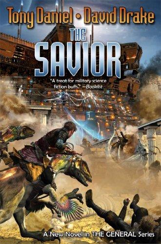 The Savior (10) (General (Drake)): David Drake, Tony
