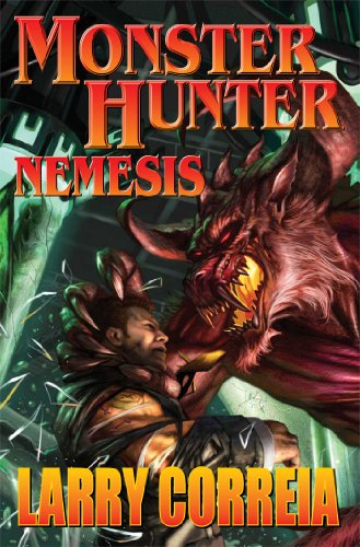 9781476736808: Monster Hunter Nemesis signed edition