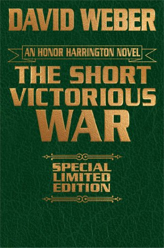 9781476736884: The Short Victorious War Leather Bound Edition (Honor Harrington)