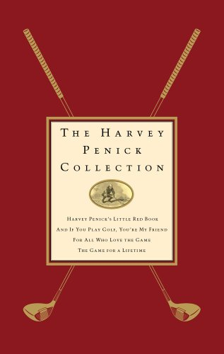 9781476737973: The Harvey Penick Collection: Harvey Penick's Little Red Book, And If You Play Golf, You're My Friend, For All Who Love the Game, and The Game for a Lifetime