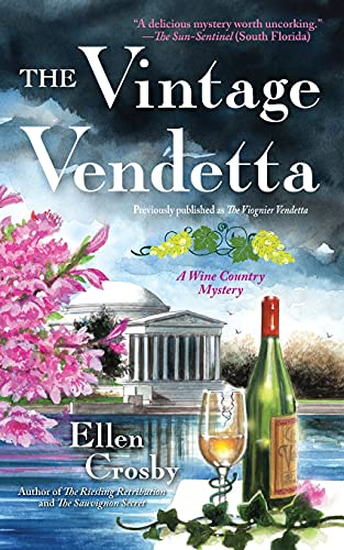 9781476738888: The Vintage Vendetta: A Wine Country Mystery