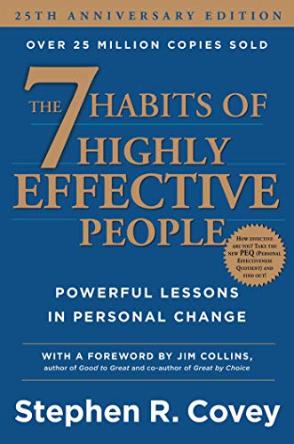 9781476740058: The 7 Habits of Highly Effective People: Powerful Lessons in Personal Change.