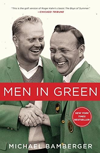 9781476743837: Men in Green