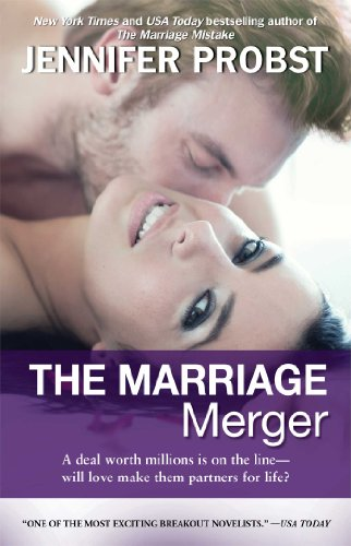 9781476744902: The Marriage Merger (Marriage to a Billionaire)