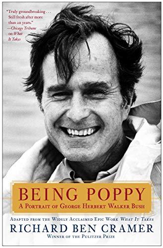 9781476745411: Being Poppy: A Portrait of George Herbert Walker Bush