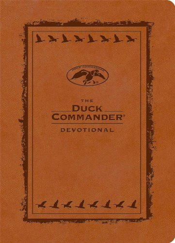 9781476745541: The Duck Commander Devotional LeatherTouch Edition