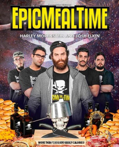 9781476746012: Epic Meal Time
