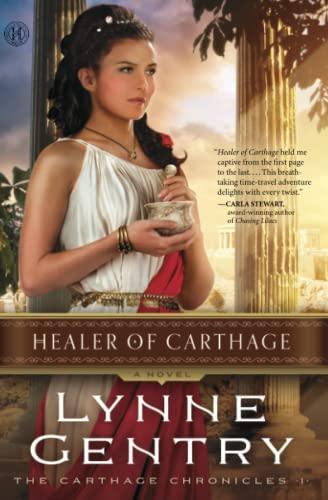 9781476746333: Healer of Carthage: A Novel (The Carthage Chronicles)