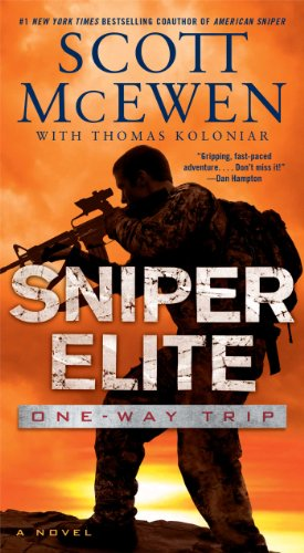 9781476746692: Sniper Elite: One-Way Trip: A Novel