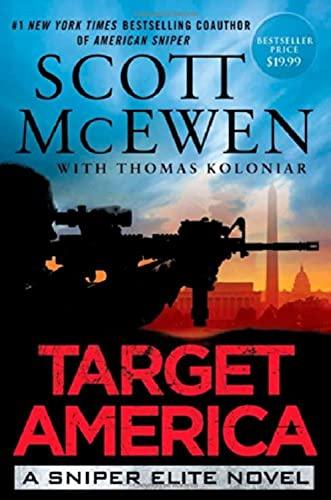 9781476747194: Target America: A Sniper Elite Novel