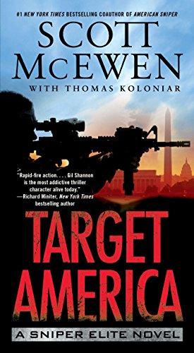 9781476747200: Target America: A Sniper Elite Novel