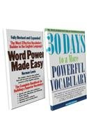 9781476749211: Word Power Made Easy and 30 Days to More Powerful Vocabulary (Set 2 Books)