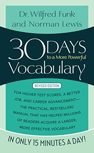 9781476749228: 30 Days to a More Powerful Vocabulary