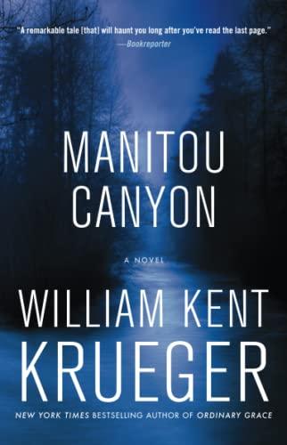 9781476749273: Manitou Canyon: A Novel (Cork O'Connor Mysteries)