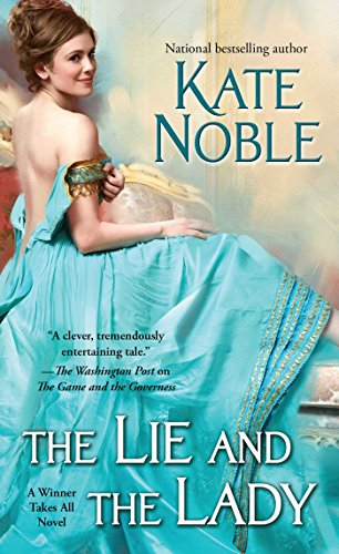 9781476749396: The Lie and the Lady (Winner Takes All)